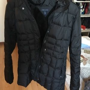 Tommy Hilfiger Women Diamond Quilted Down Coat